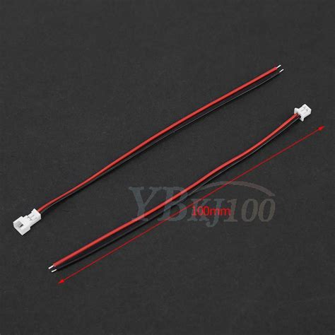 Connector Micro Jst 125 3pin 20 pairs micro jst 1 25 2 pin 3 pin connector wires cables ebay