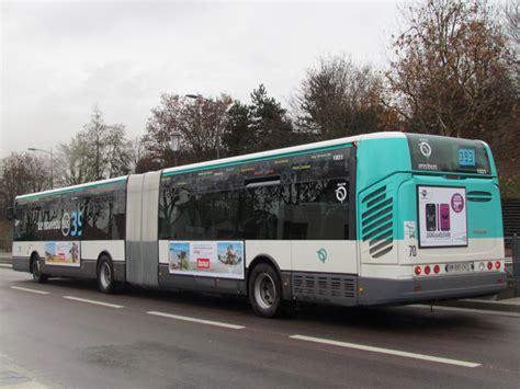 si鑒e de la ratp trans phototh 232 que autobus irisbus citelis 18