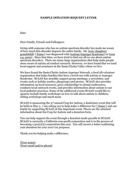 donation request letter 2 donation request letter sle donation request letters 1191