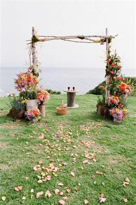 Bohemian Decorating Ideas by Flower Arches For Weddings Wedding D 233 Cor Chwv
