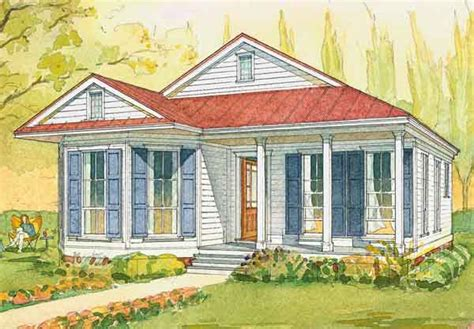 Andy Mcdonald House Plans Waterstreet Cottage Andy Mcdonald Design Southern Living House Plans