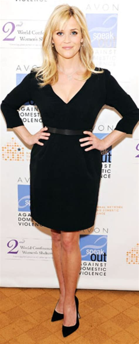 Reese Witherspoon For Estee Lauder by Reese Witherspoon At The Avon Communications Awards