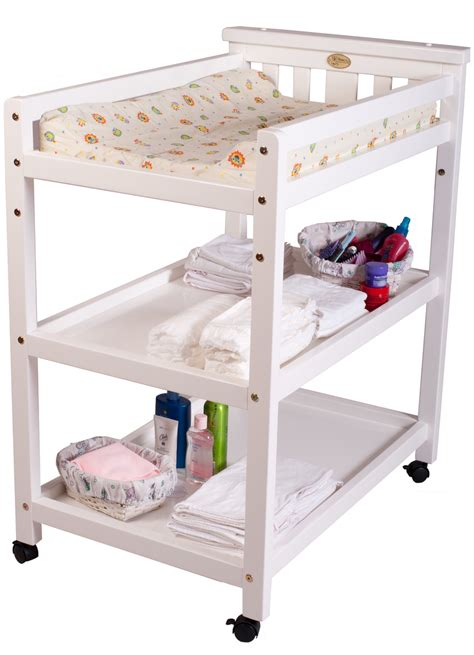 Baby Change Tables Cot Top Changer Change Table Drawer Changing Baby Table