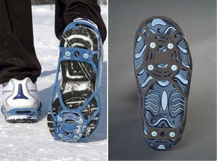 grip ultra snow  ice treads   shoes