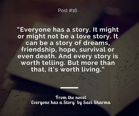 Everyone Has A by Everyone Has A Story By Savi Sharma Killerkaraoke