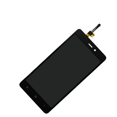 Xiaomi Redmi 3s Lcd Tochscreen Black Murah xiaomi redmi 3s lcd display touch screen digitizer assembly
