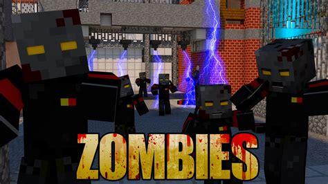mod game zombie minecraft zombies mod showcase zombie apocalypse mod