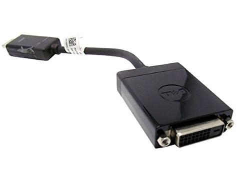 dell displayport to dvi single link adapter dp n 0kkmyd computerry