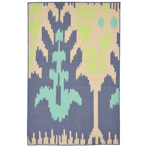 ikat indoor outdoor rug maneck playa collection ikat indoor outdoor rug ikat