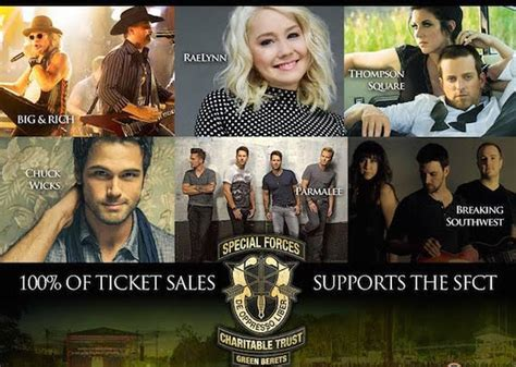 russell dickerson coyote joes artist updates chris young cassadee pope big rich