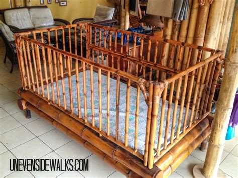 Bamboo Cribs by Friday Favorites Uneven Sidewalks Travel