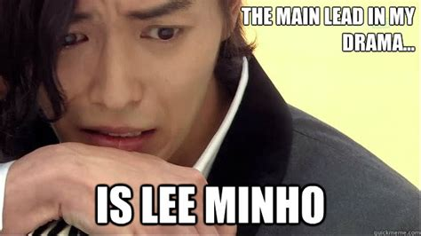 Ho Meme - monday memes ode to lee min ho randomsoju