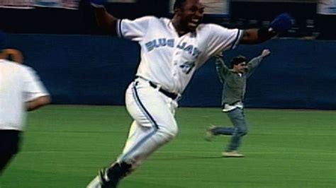 1993 ws 6 joe wins series with homer