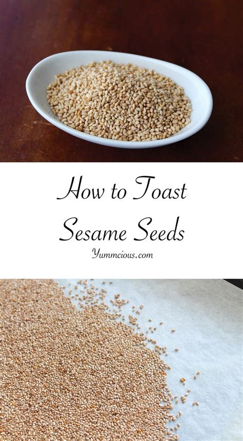 how to toast sesame seeds recipe sprinkles ovens and