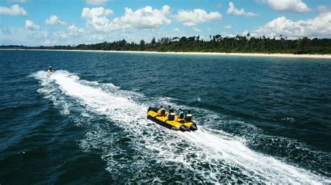 banana boat resort banana boat at bintan lagoon resort youtube