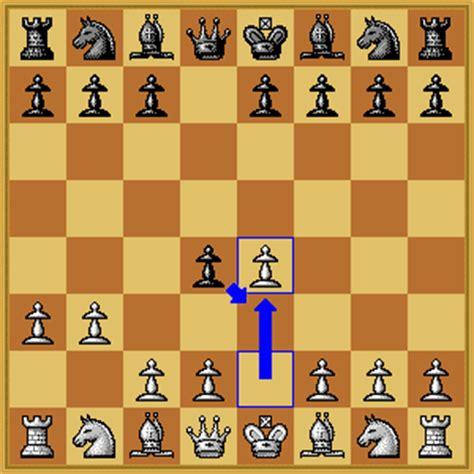 en passant chess en passant