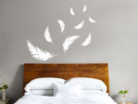 schlafzimmer sprüche dekor wandtattoo schlafzimmer