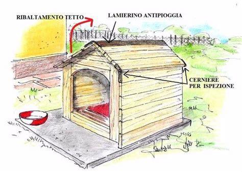 Come Costruire Una Cuccia Per Gatti In Legno by Costruire Una Cuccia Per Cani Fai Da Te