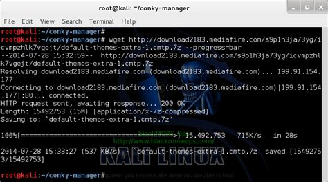 conky manager themes kali linux conky manager on debian and kali linux blackmore ops