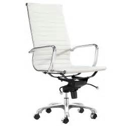 white high back office chair white office chair design and style
