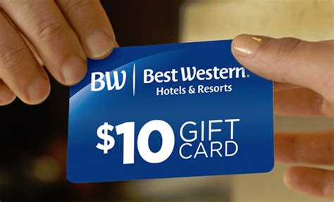 Best Western 10 Gift Card - new best western bonus 10 gift card after every stay insideflyer