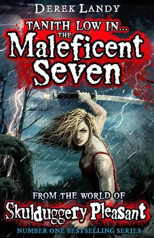 Pleasant Books In Easy World Of Today And Tomorrow Stage 4 the maleficent seven from the world of skulduggery