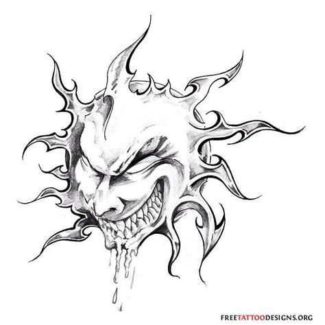 tattoo flash evil evil tattoo flash 65 sun tattoos tribal sun tattoo