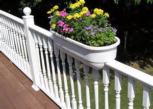 deck gardening pineridge