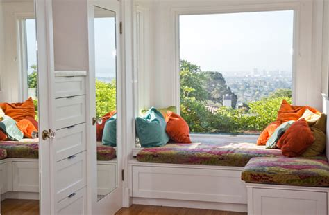 window seat couch window seat ideas for a comfy interior