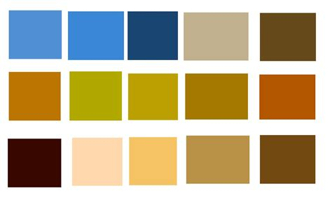 earth tone paint colors earth colour picture clipart best