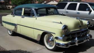 1954 chevrolet bel air 4 door sedan members gallery