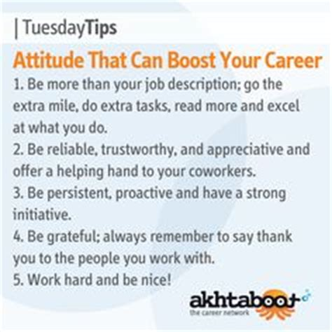 8 Tips On Maintaining A Attitude At Work by Individual Attitudes And Behaviors On Work