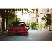BMW E36 Red Tuning Street 7012883