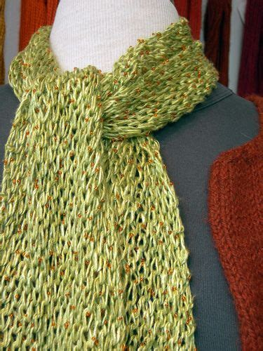 knit scarf pattern yarn over 17 best images about drop stitch lace on pinterest