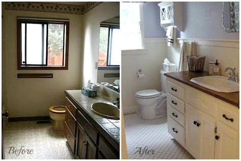 diy bathroom remodel before and after the remodeling series part 6 the main bath