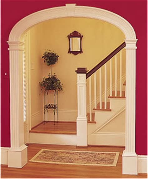 arch home kits home arched doorway building tips how to build a house