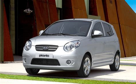 Kia Picanto 2009 Review 2008 Kia Picanto Review Prices Specs