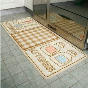 Kitchen Floor Rugs Letter Print Kitchen Floor Mat Bath Rug Washable Rugs Colorful Kitchen Rugs In Mat From