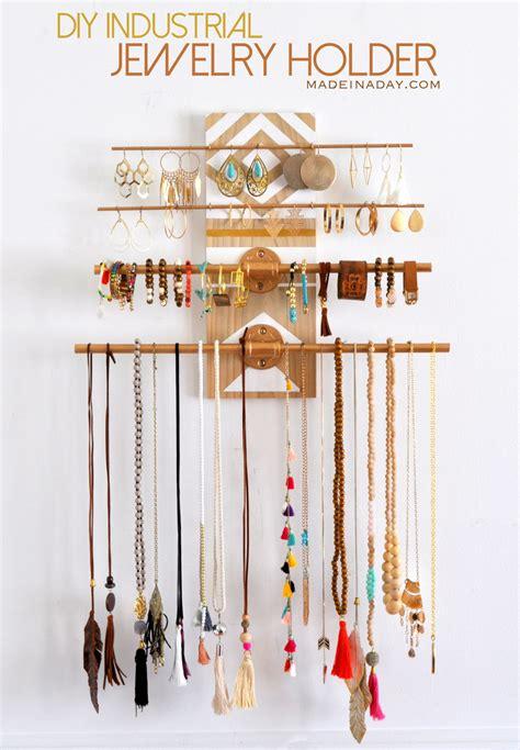 Nice Home Christmas #7: DIY-Industrial-Jewelry-Organizer-Rack-madeinaday.com_.jpg