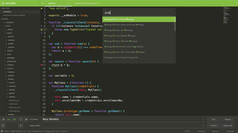 sublime text 3 font theme boxy it was the most hackable theme for sublime text 3