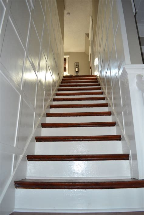house hallway  stairway newlywoodwards
