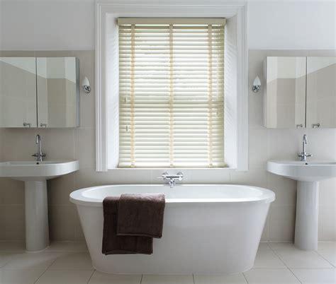 bathroom blinds