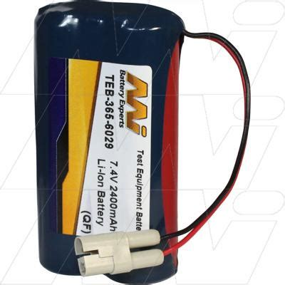 Battery Pack Suitable For L W Felt Permeability Meter