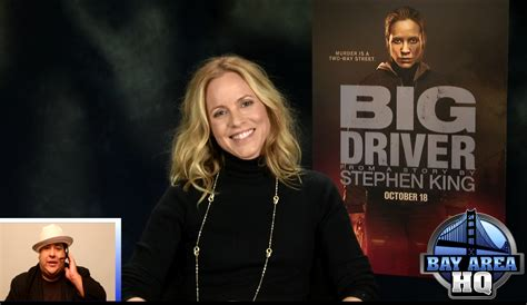 Watch Big Driver 2014 Bay Area Hq Tv Don T Mess With Maria Bello In Stephen King S Quot Big Driver Quot Tomorrow 8pm On