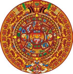 Calendario Solar Azteca Meses Noviembre 2013 Teokalli Casa Espiritu
