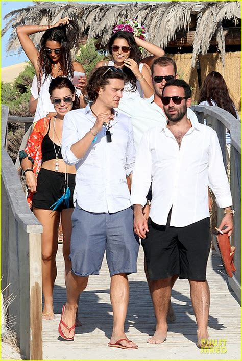 living on a boat spain full sized photo of orlando bloom livin the fun life on a