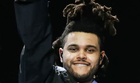 the weeknd hair 2014 the weeknd drops earned it the urban daily