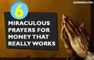 A Powerful Prayer For Money » Home Design 2017