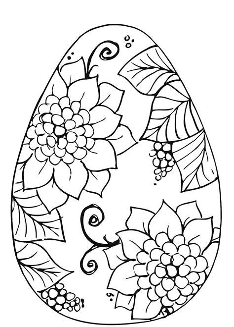 easter egg coloring pages hard ovo de p 225 scoa em mandalas para imprimir e pintar reab me