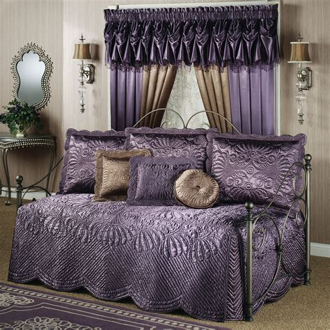 daybed bedding ideas portia purple daybed bedding ideas lovely and comfy